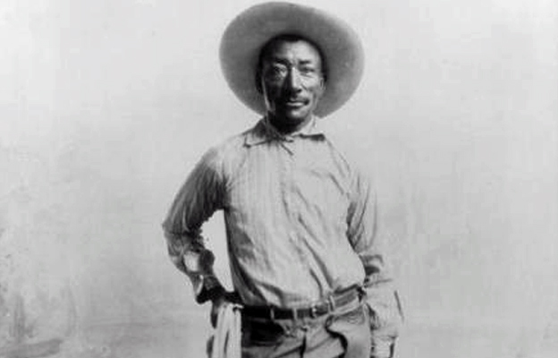 Bill Pickett, Inventor of Bulldogging, Legendary Cowboy (1870 – 1932)