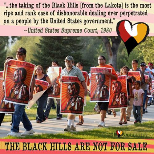 Black Hills Quote