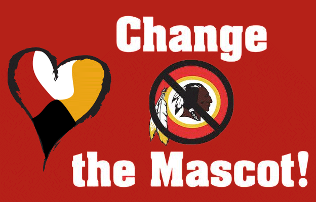 Change The Mascot Name of Washington Football Team!