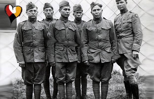 America's WWI Original Code Talkers From The Choctaw Nation