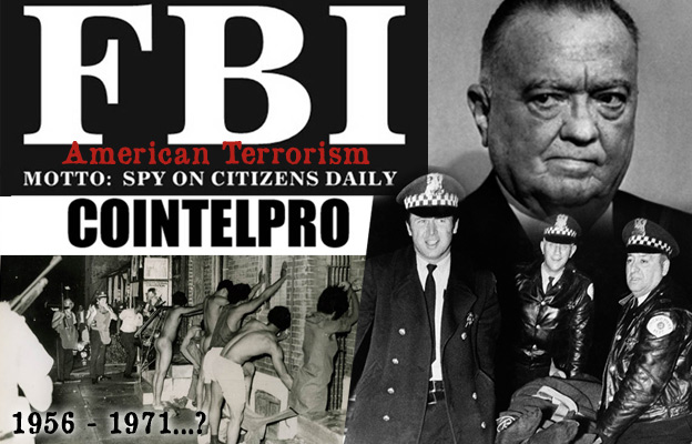 COINTELPRO against the Black Movement of the 1970s