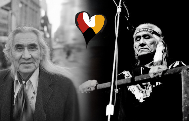 Chief Dan George: Lament for Confederation Speech 1967