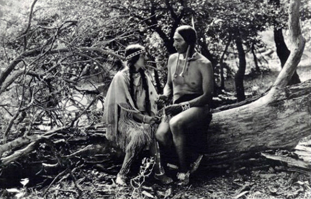 The Daughter of Dawn 1920: Silent Film All-Native Cast