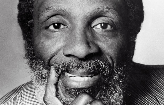 Dick Gregory, A Real Inspiration and True Warrior