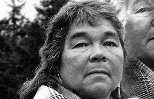Janet McCloud, Tulalip Leader, Fishing Rights Activist (1934 – 2003)