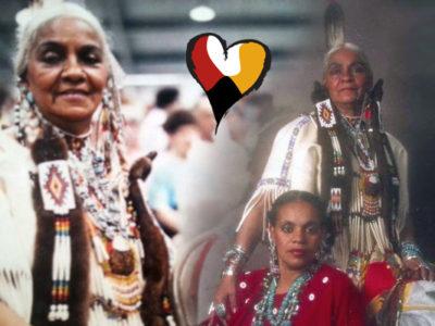 Grandmother Mountain Eagle Woman