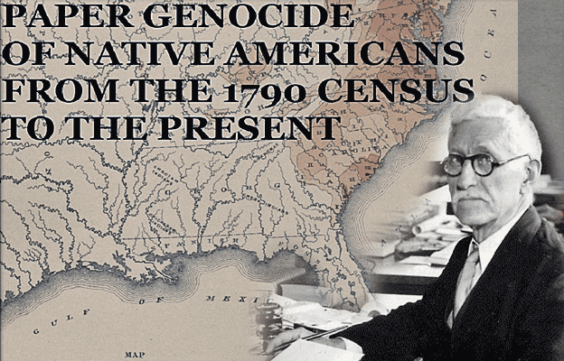 Walter Plecker – Paper Genocide of Native American Indians and Eugenics