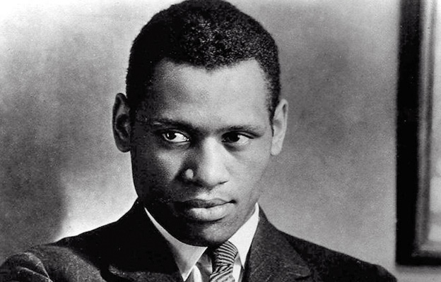 Paul Robeson, an American trailblazer ahead of his time