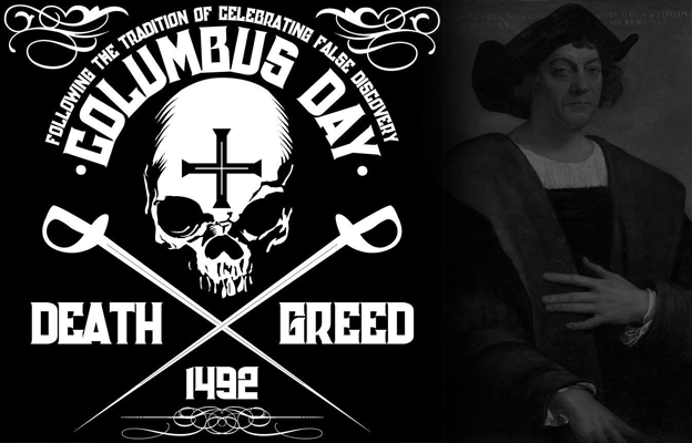 Abolish Columbus Day