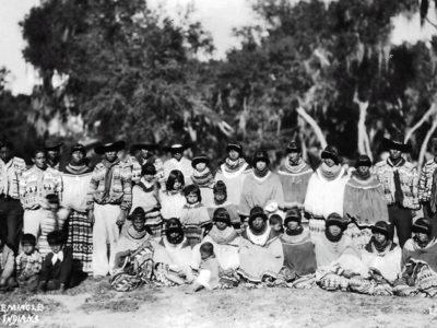 Black and Red Seminoles