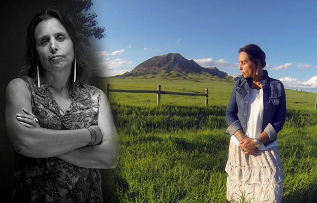 Winona LaDuke: Activist, Director of Honor the Earth