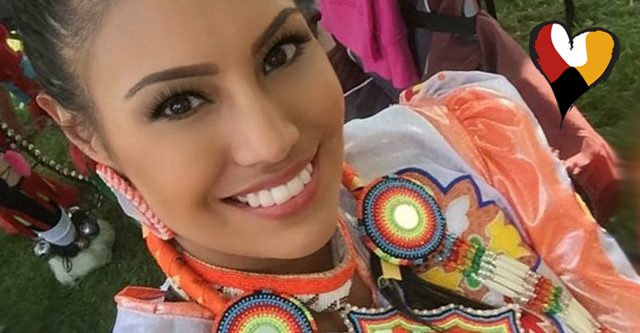 Ashley Callingbull: Enoch Cree First Nations Mrs. Universe