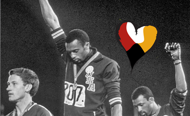 Black Power Salute of 1968 Summer Olympics, Mexico