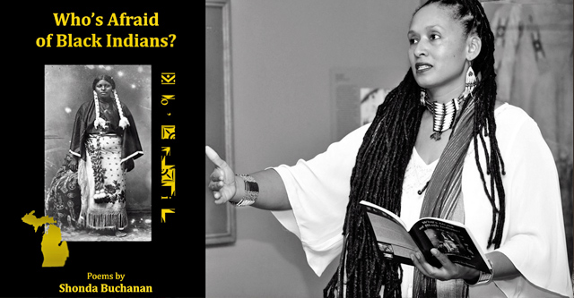 Poetry by Afro Native Shonda Buchanan: The Trail