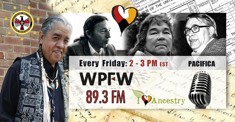 The American Indian's Truths. The Most Dangerous Show On Radio