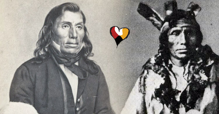 Dakota Chief Little Crow and the Dakota War of 1862