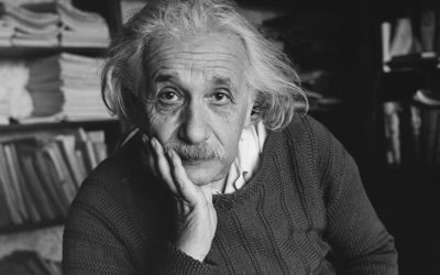 Albert Einstein used his fame to speak out against racism