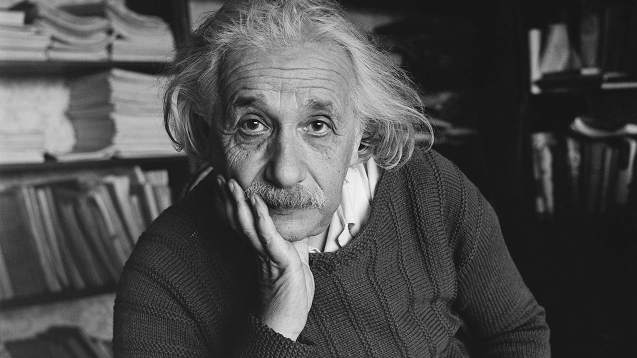 Albert Einstein Physicist